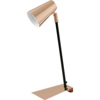 Επιτραπέζιο φωτιστικό TRAVALE 94395 χρώμα χαλκού