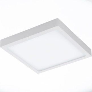 Φωτιστικό μπάνιου FUEVA1 96169 τετράγωνο λευκό