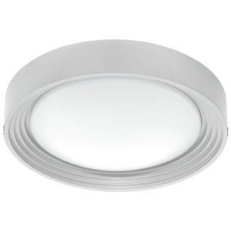 Φωτιστικό οροφής-τοίχου μπάνιου ONTANEDA 1 95692 ασημί