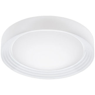 Φωτιστικό οροφής-τοίχου μπάνιου ONTANEDA 1 95693 λευκό