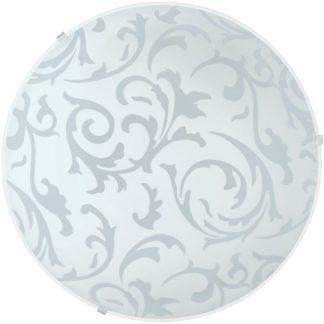 Φωτιστικό οροφής-τοίχου στρόγγυλο SCALEA 1 90043