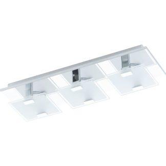 Φωτιστικό οροφής-τοίχου VICARO 93313 τρίφωτο
