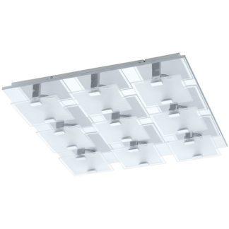 Φωτιστικό οροφής-τοίχου VICARO 93315 εννιάφωτο