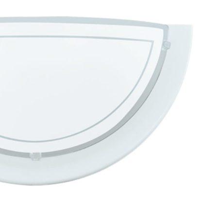 Απλίκα PLANET1 83154 λευκή 2