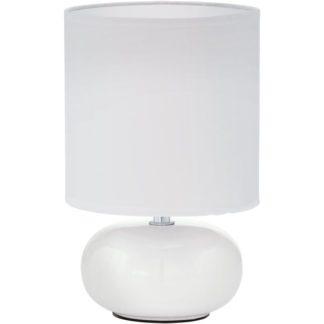 Επιτραπέζιο φωτιστικό TRONDIO 93046 λευκό