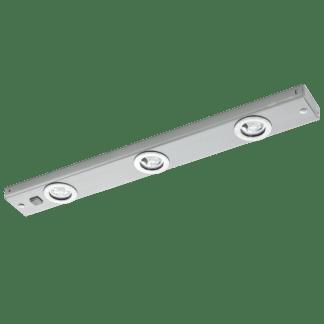 Φωτισμός πάγκου κουζίνας KOB LED 93707 σατινέ νίκελ