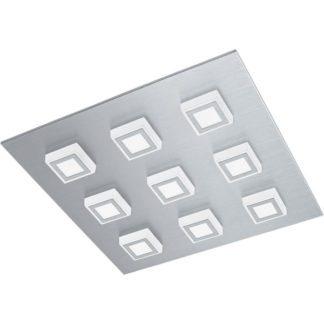 Φωτιστικό οροφής-τοίχου εννιάφωτο MASIANO 94509