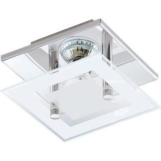 Φωτιστικό οροφής-τοίχου μονόφωτο ALMANA 94224