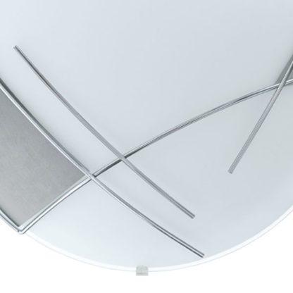 Φωτιστικό οροφής-τοίχου στρόγγυλο RAYA 89758 2