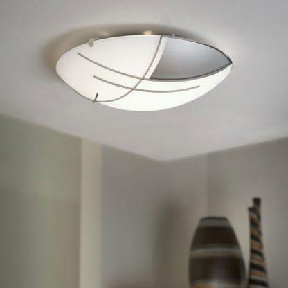 Φωτιστικό οροφής-τοίχου στρόγγυλο RAYA 89758 3