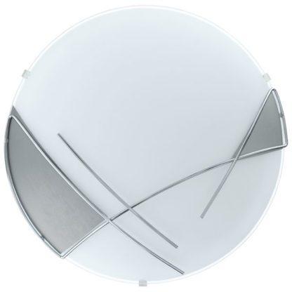 Φωτιστικό οροφής-τοίχου στρόγγυλο RAYA 89758