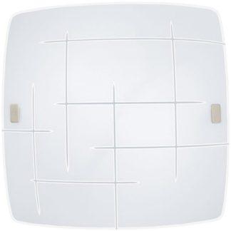Φωτιστικό οροφής-τοίχου τετράγωνο SABBIO 1 92914