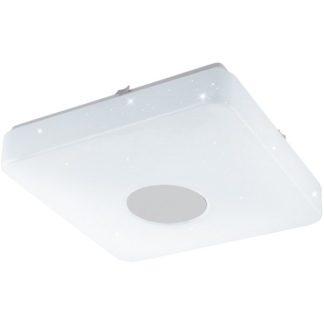 Φωτιστικό οροφής-τοίχου τετράγωνο VOLTAGO2 95974 L275mm