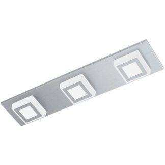 Φωτιστικό οροφής-τοίχου τρίφωτο MASIANO 94507