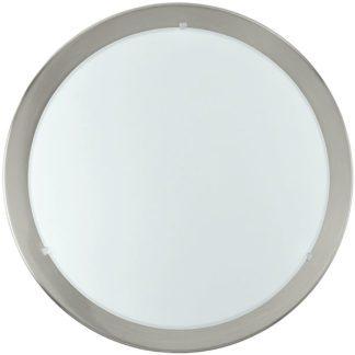 Φωτιστικό οροφής-τοίχου LED PLANET 31254 ματ νίκελ