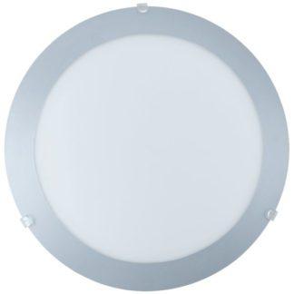 Φωτιστικό οροφής-τοίχου MARS1 89248 λευκό-ασημί
