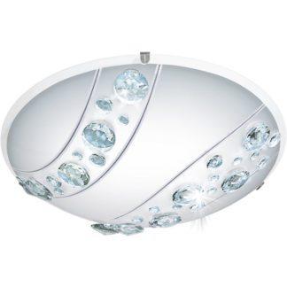 Φωτιστικό οροφής-τοίχου NERINI 95576 στρόγγυλο