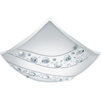 Φωτιστικό οροφής-τοίχου NERINI 95578 τετράγωνο