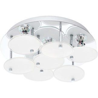 Φωτιστικό οροφής JURANDA 95518 Ø330mm