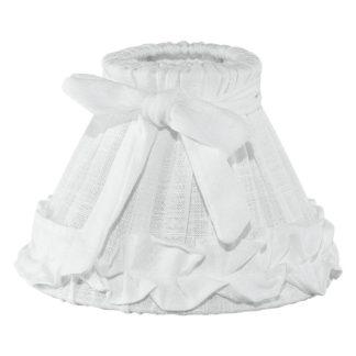 Καπέλο φωτιστικού 1+1 VINTAGE 49441 λευκό 2