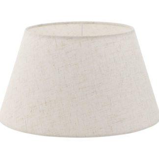 Καπέλο φωτιστικού VINTAGE 49969 ύφασμα σε κρεμ χρώμα Ø250mm
