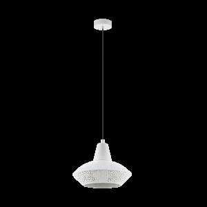 Κρεμαστό φωτιστικό PIONDRO 49864 λευκό