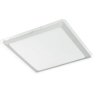 Φωτιστικό οροφής-τοίχου τετράγωνο COMPETA 1 95679 L340mm