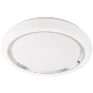 Φωτιστικό οροφής-τοίχου CAPASSO 96023 LED Ø340mm