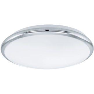 Φωτιστικό οροφής-τοίχου MANILVA 93496 LED Ø300mm