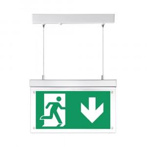 LED Φωτιστικό ασφαλείας επιφανειακό