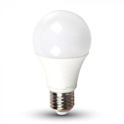 Λάμπα LED E27 A60 SMD 9W Θερμό λευκό 2700K vtac 7260