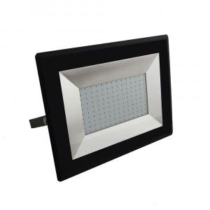 Προβολέας LED 100W Λευκό 6400K Μαύρο σώμα E-Series vtac 5966