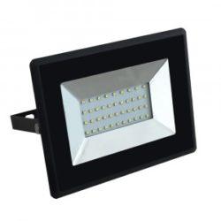 Προβολέας LED 30W Λευκό 6400K Μαύρο σώμα E-Series vtac 5954