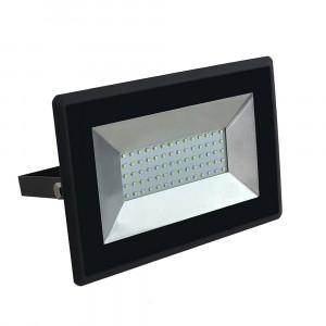 Προβολέας LED 50W Λευκό 6400K Μαύρο σώμα E-Series vtac 5960
