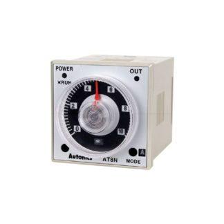Αναλογικό χρονικό πόρτας πίνακος & εντεκάποδης βάσης 0,05sec-100h 2 χρονικές επαφές τύπος AT11DN 309-026724231