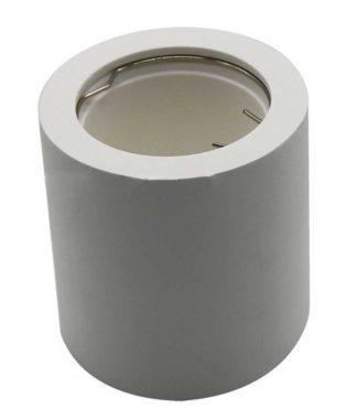 Γύψινο εξωτερικό φωτιστικό Spot GU10 Στρογγυλό Λευκό σώμα V-TAC 3665