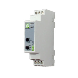 Χρονικό (timer) ράγας KRONOS ΤΜ-10 24V AC-DC 230V 1 module delay ON λειτουργία 309-001112210