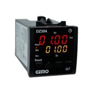 Ψηφιακό χρονικό πόρτας πίνακος 230VAC 0.1sec-99 hours 2 μεταγωγικές επαφές DZ304 GEMO 309-070304000