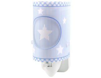 Sweet Dreams Blue φωτιστικό νύκτας πρίζας LED 62015 T