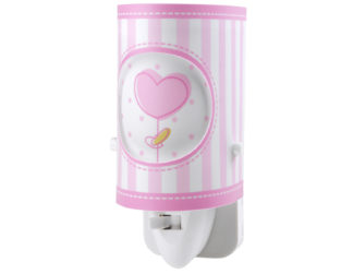 Sweet Light φως νύχτας LED ροζ 63221 L