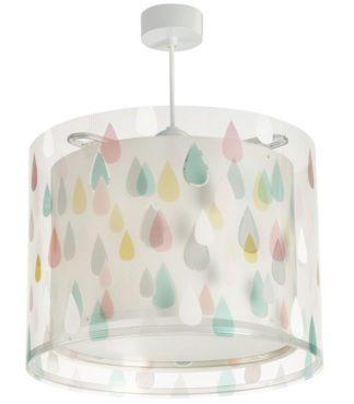 Color Rain κρεμαστό φωτιστικό οροφής 41432