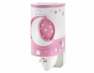 Pink Moon φωτιστικό νύκτας πρίζας LED 63235 S