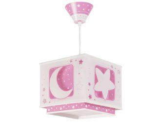 Pink Moon φωτιστικό οροφής φωσφορίζον 63232 S