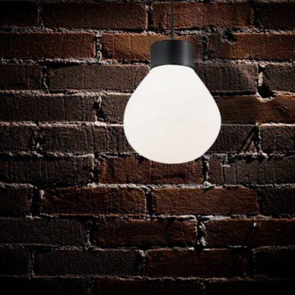 Κρεμαστό Φωτιστικό Εξωτερικού Χώρου Ανθρακί Clio 149905 IDEAL LUX 2