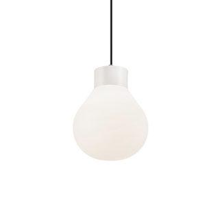 Κρεμαστό Φωτιστικό Εξωτερικού Χώρου Λευκό Clio 149912 IDEAL LUX