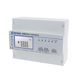 Ψηφιακός μετρητής ενέργειας KWH τριφασικός SDM-530CT MODBUS EASTRON Κωδ 501-596230052