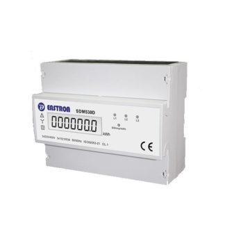 Ψηφιακός μετρητής ενέργειας KWH SDM-530D EASTRON τριφασικός μέτρηση απευθείας εώς 100A 501-596231001
