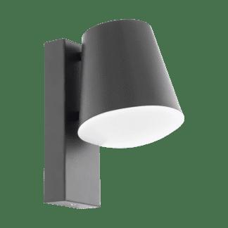 Απλίκα Σε Ανθρακί & Λευκό Χρώμα Caldiero-C 97482