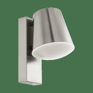 Απλίκα Σε Ανοξείδωτο Ατσάλι & Λευκό Χρώμα Caldiero-C 97484