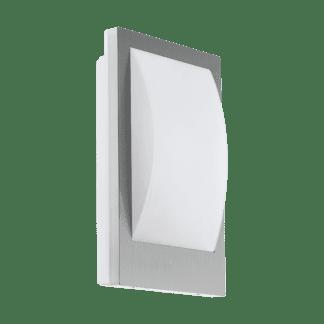 Απλίκα Σε Ανοξείδωτο Ατσάλι & Λευκό Χρώμα Verres-C 97239